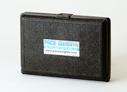 4.5 lb Weight Set and Carrying Case