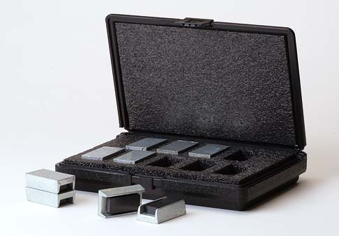 9 Piece Pace Weight Set (4.5 Pounds) With Case