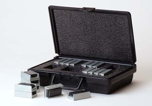 18 Piece Pace Weight Set (9 Pounds) With Case